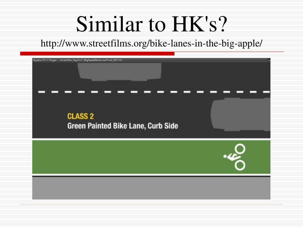 Similar to HK's?