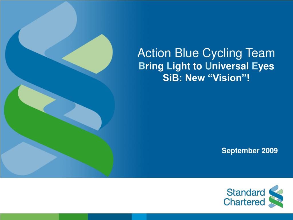 Action Blue Cycling Team