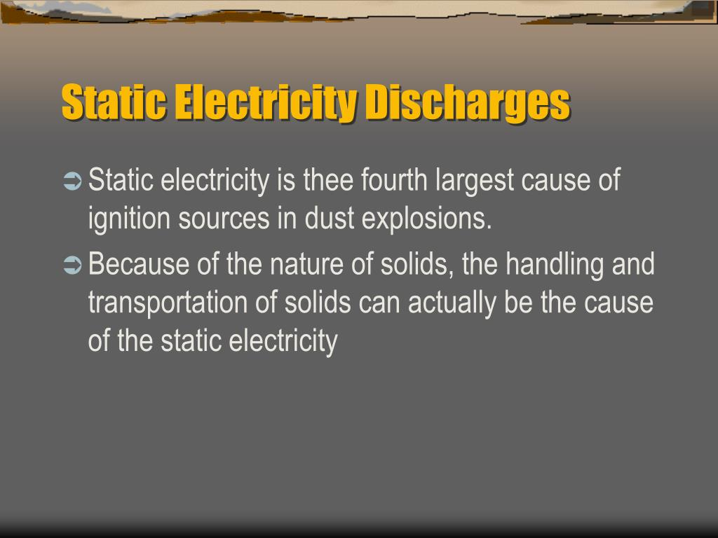 an introduction to static electricity An approved continuing education provider pdhonline course e495 (2 pdh) an introduction to lightning and static electricity protection systems.