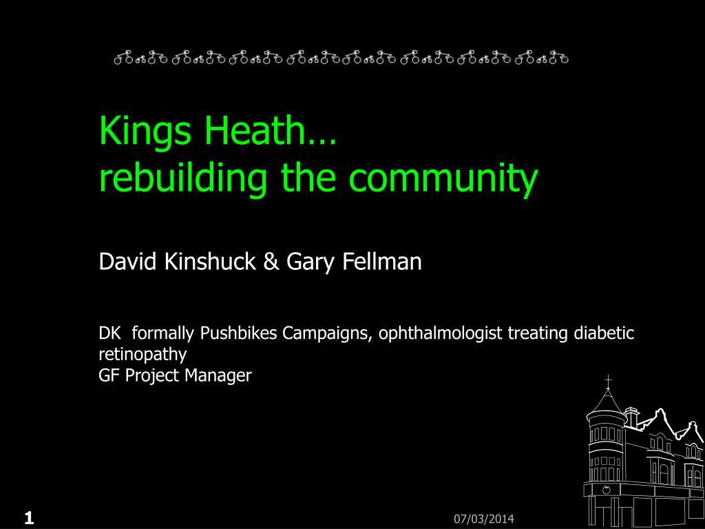 Kings Heath…