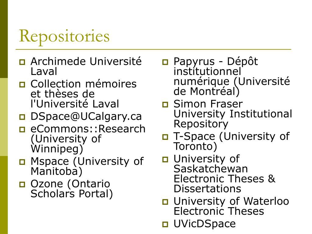 Archimede Université Laval