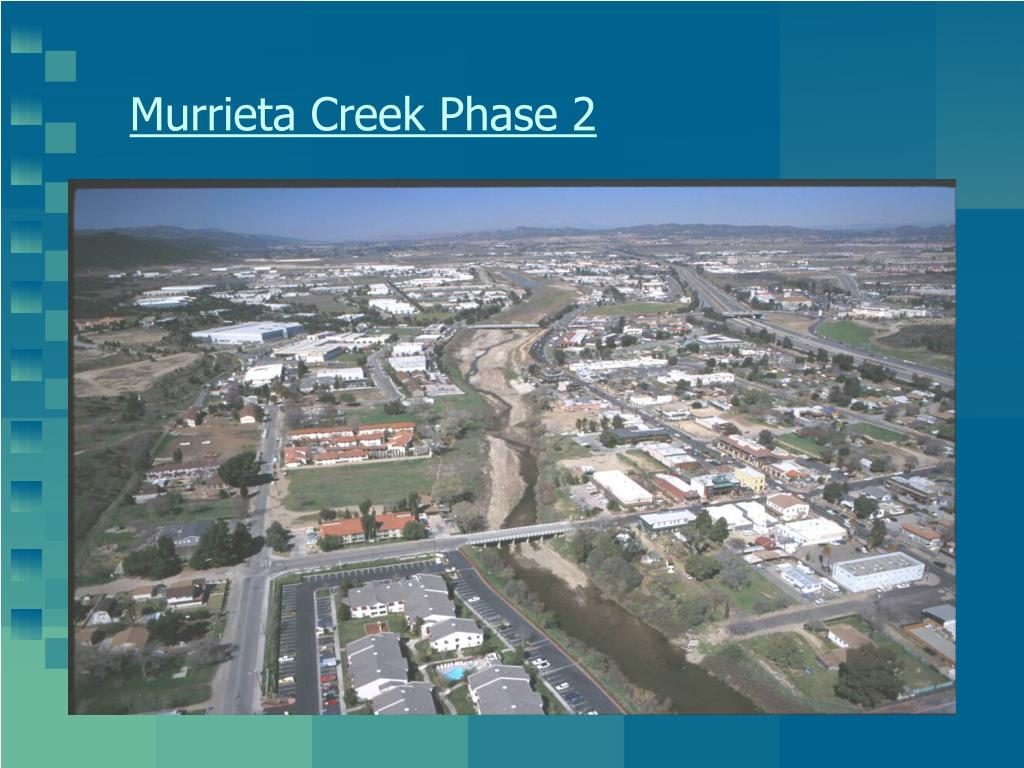 Murrieta Creek Phase 2