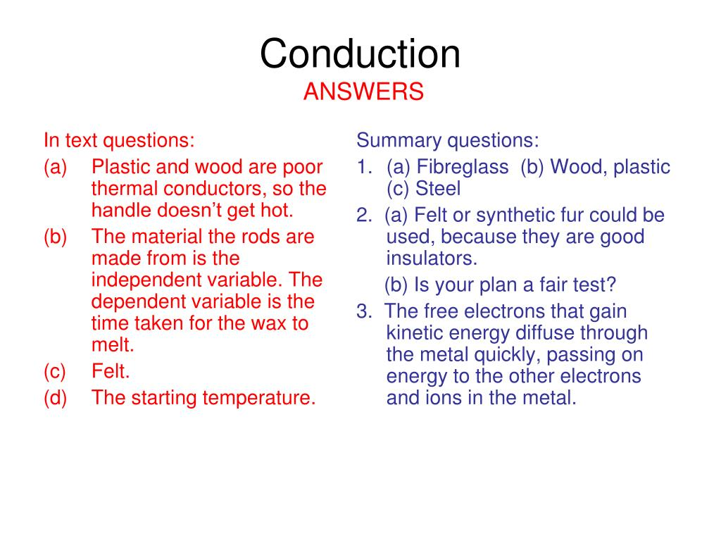worksheet Worksheet Methods Of Heat Transfer Answers conduction convection radiation worksheet the best and most answers ppt aqa gcse 1a 1 heat transfer powerpoint presentation id 281065