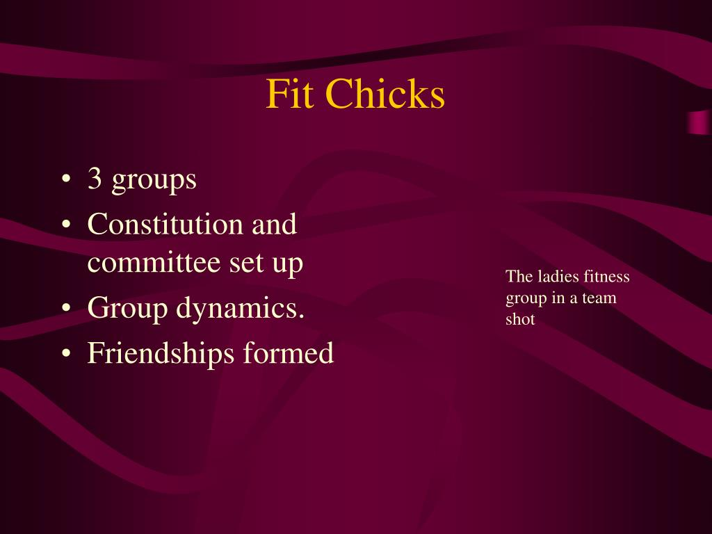 Fit Chicks
