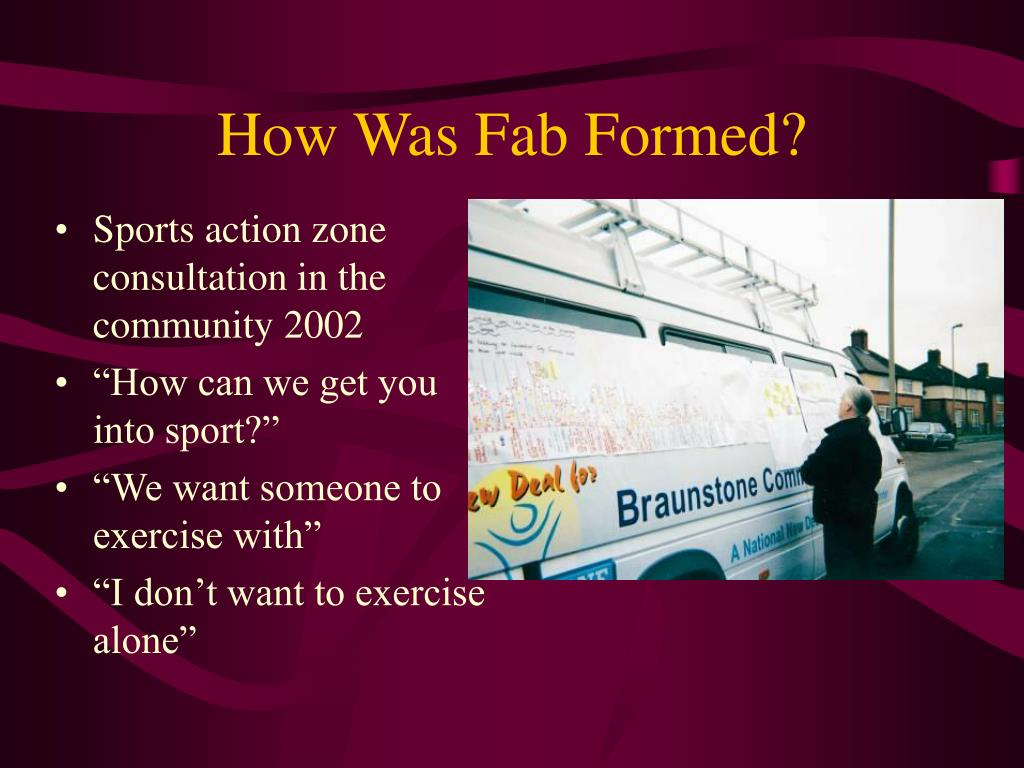 How Was Fab Formed?