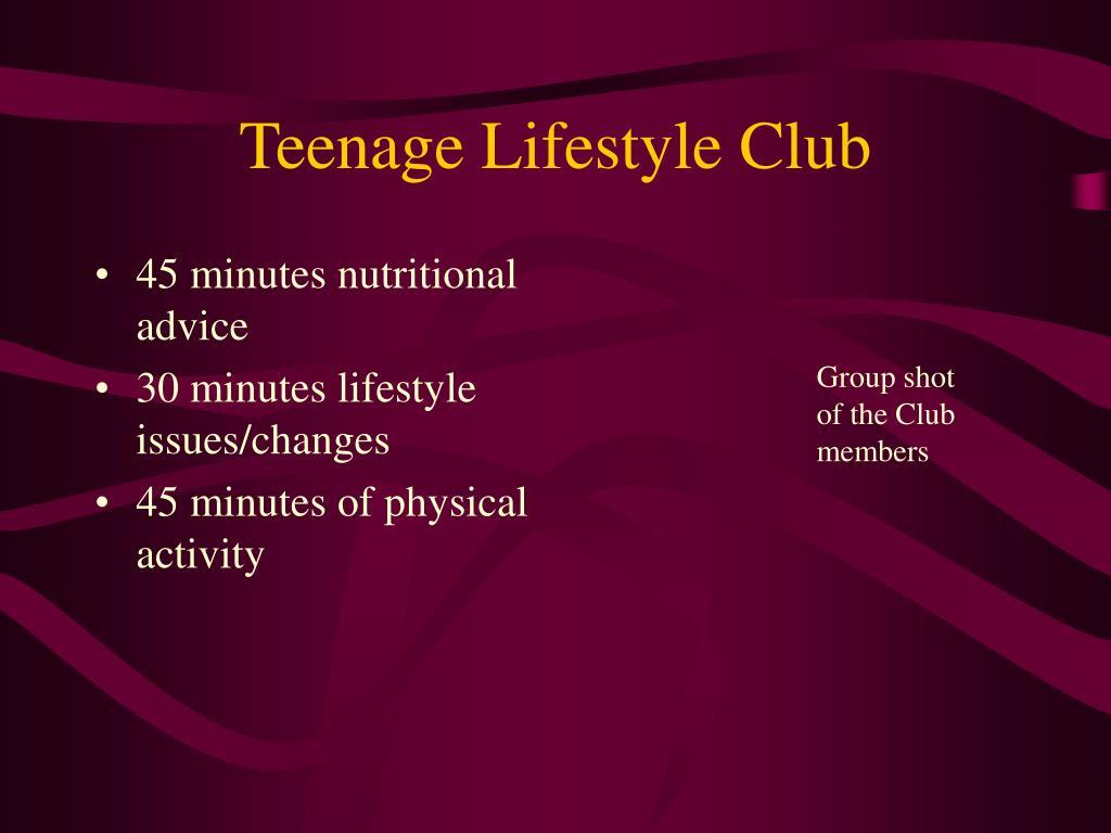 Teenage Lifestyle Club