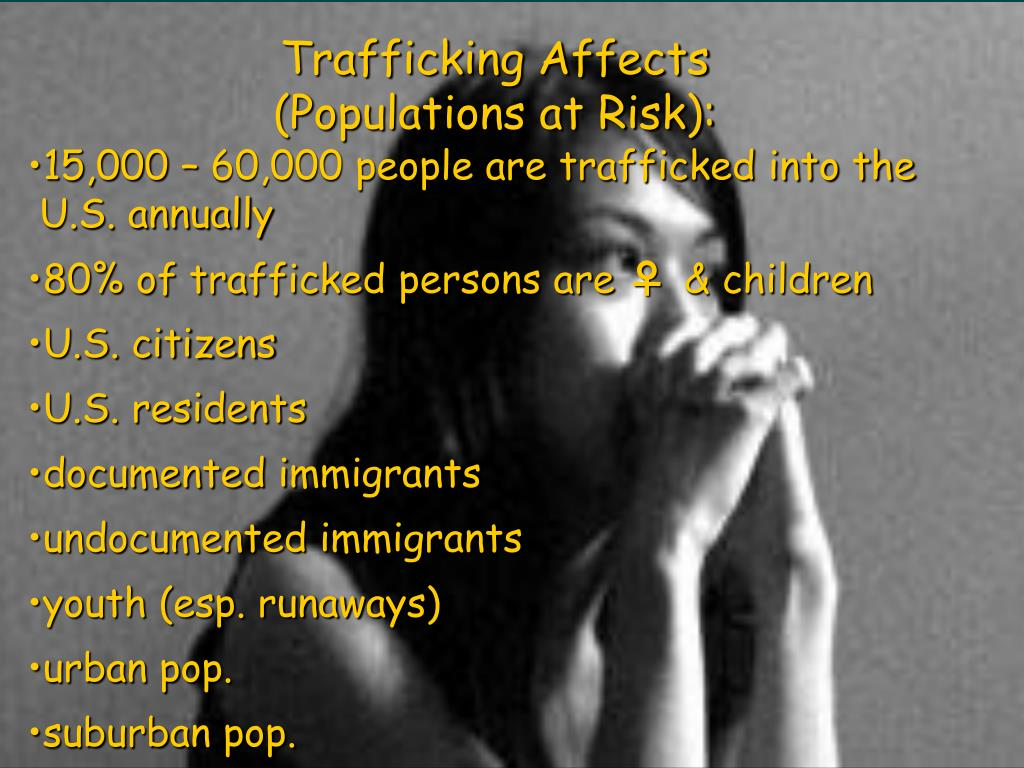 Trafficking Affects