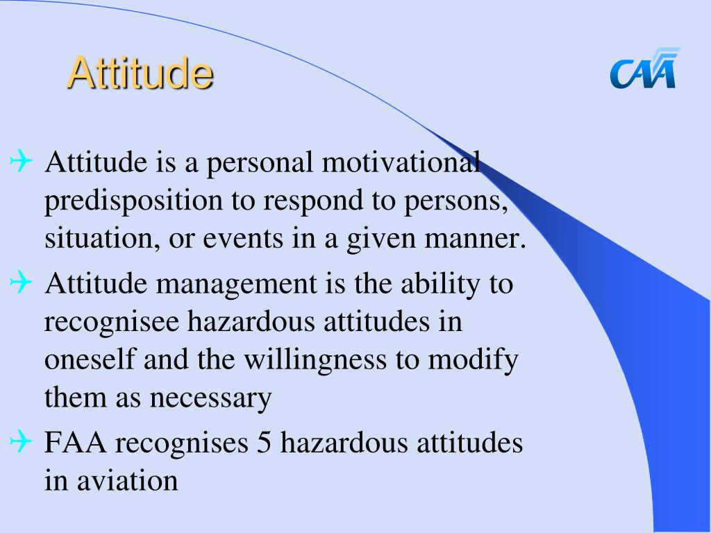 attitudes definitions of attitude 350 attitudes university and expanding to ohio state university early research using behaviorist learning theory as a model for understanding attitude change emerged out of the world.