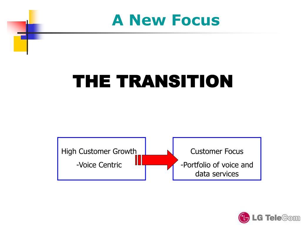 High Customer Growth