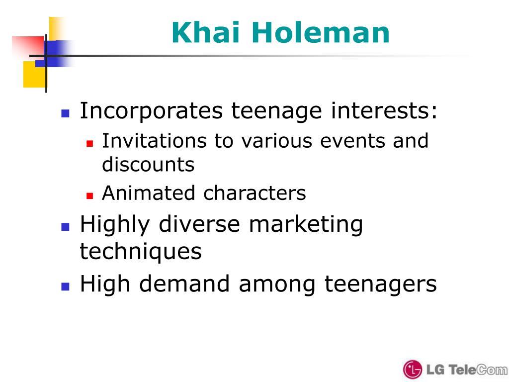 Khai Holeman