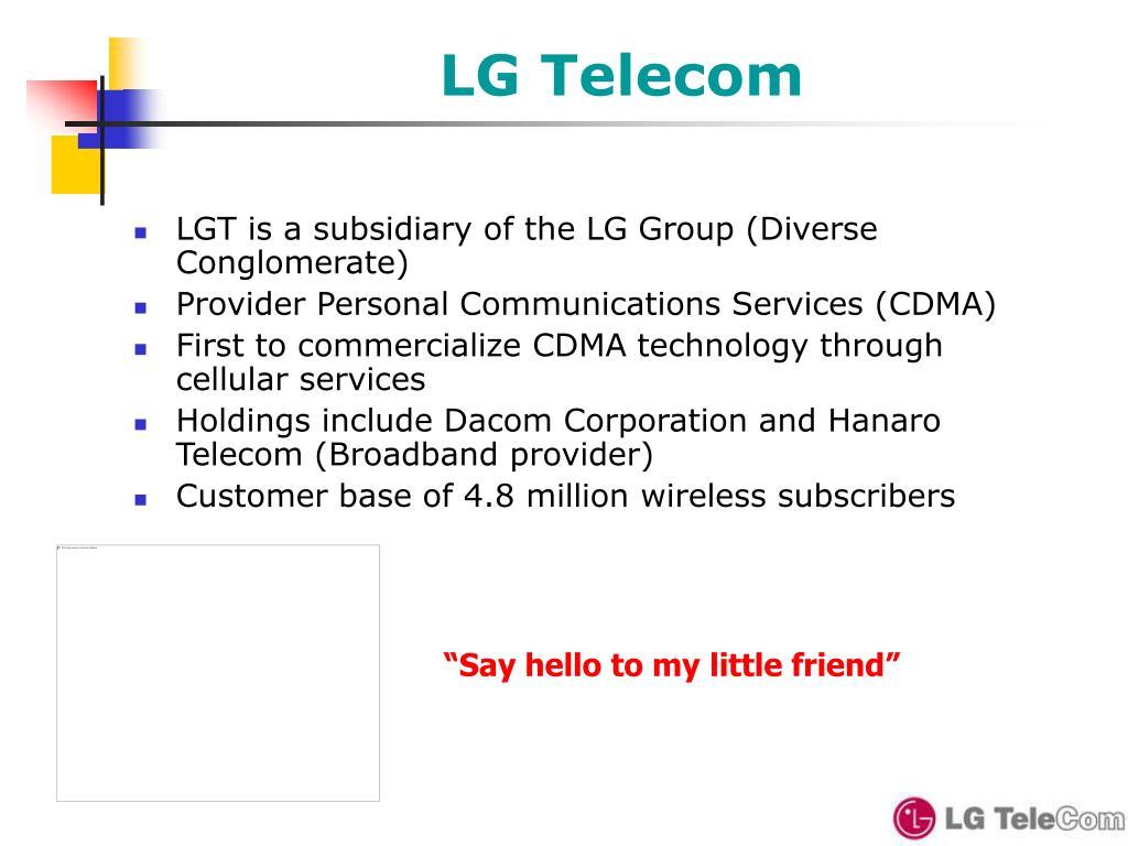 LG Telecom