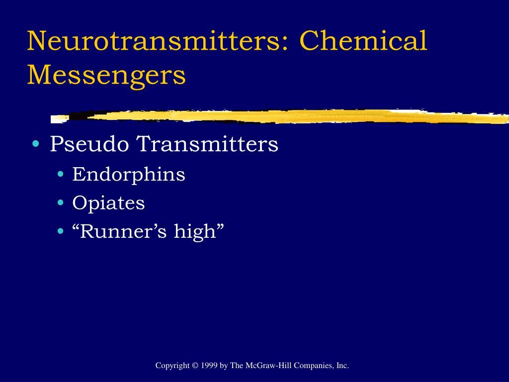 Neurotransmitters: Chemical Messengers