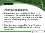 acknowledgements45