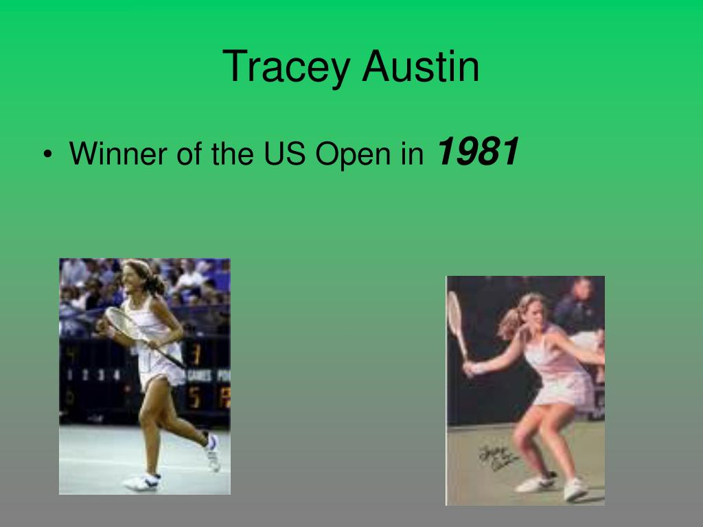 Tracey Austin