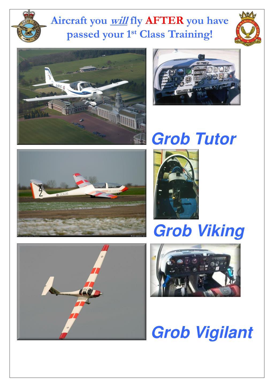 Aircraft you