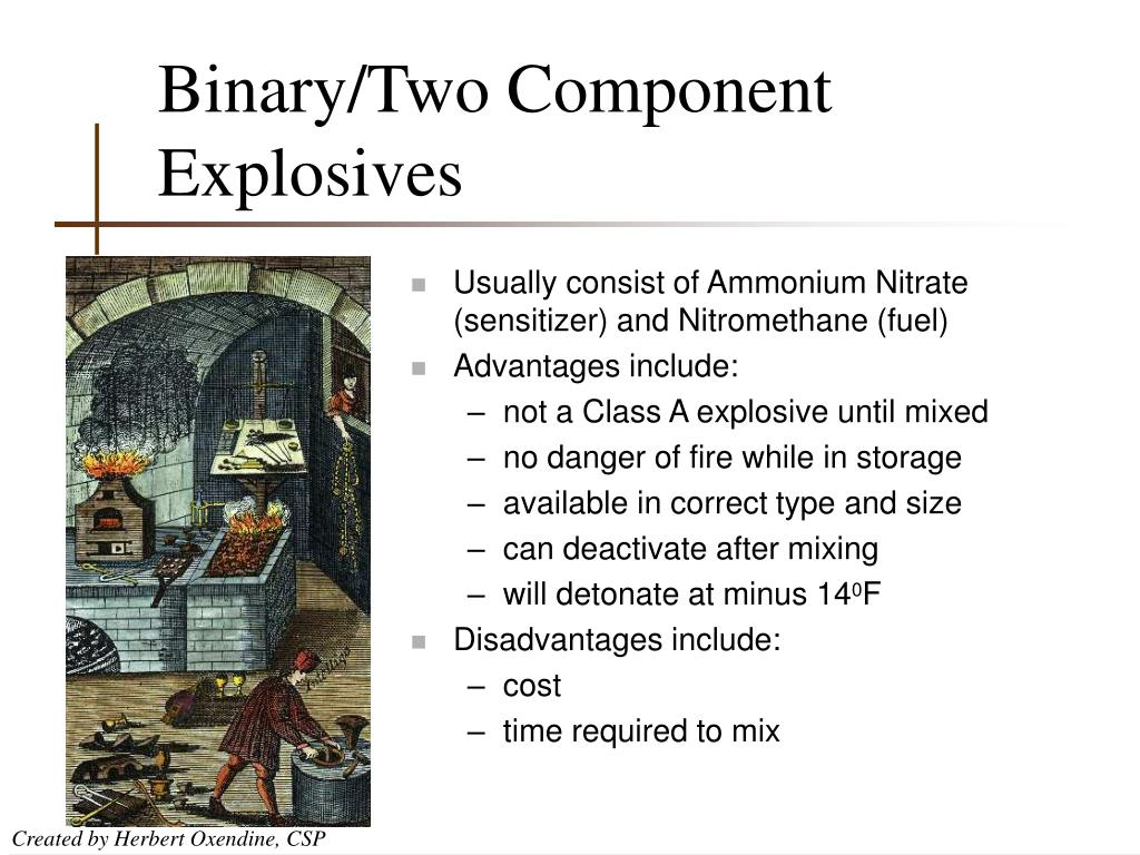 history of explosives and blasting The history of explosives parallels the history of chemistry for the most  and  blasting through armor-piercing shells and in nuclear weapons.