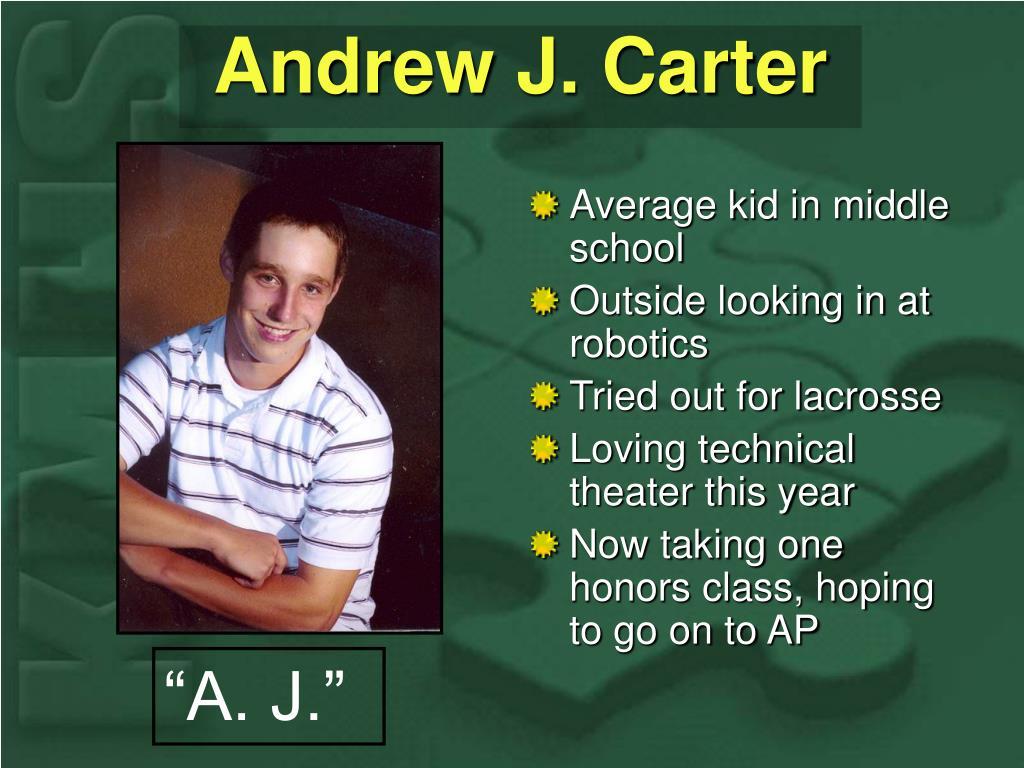 Andrew J. Carter