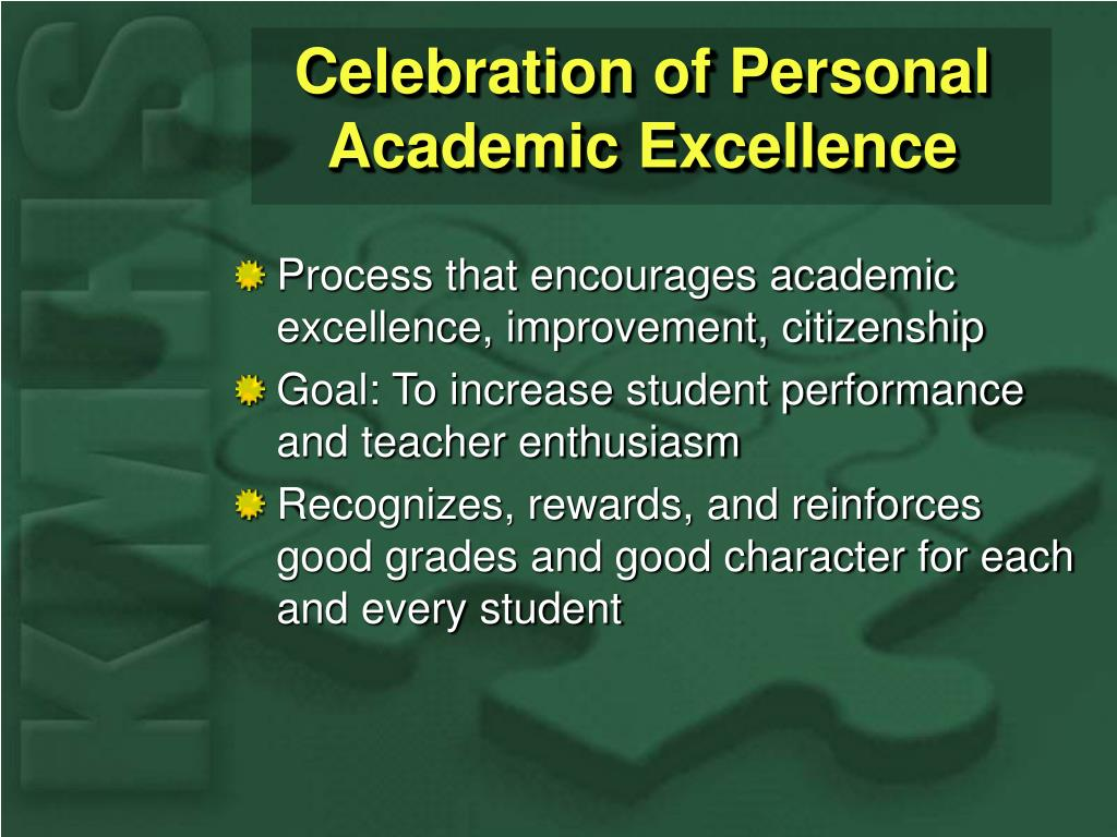 Celebration of Personal