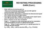 revisiting processing gain cont21