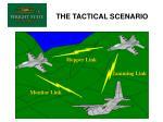 the tactical scenario