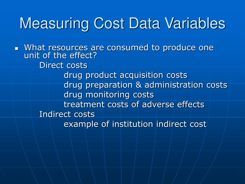 variable cost