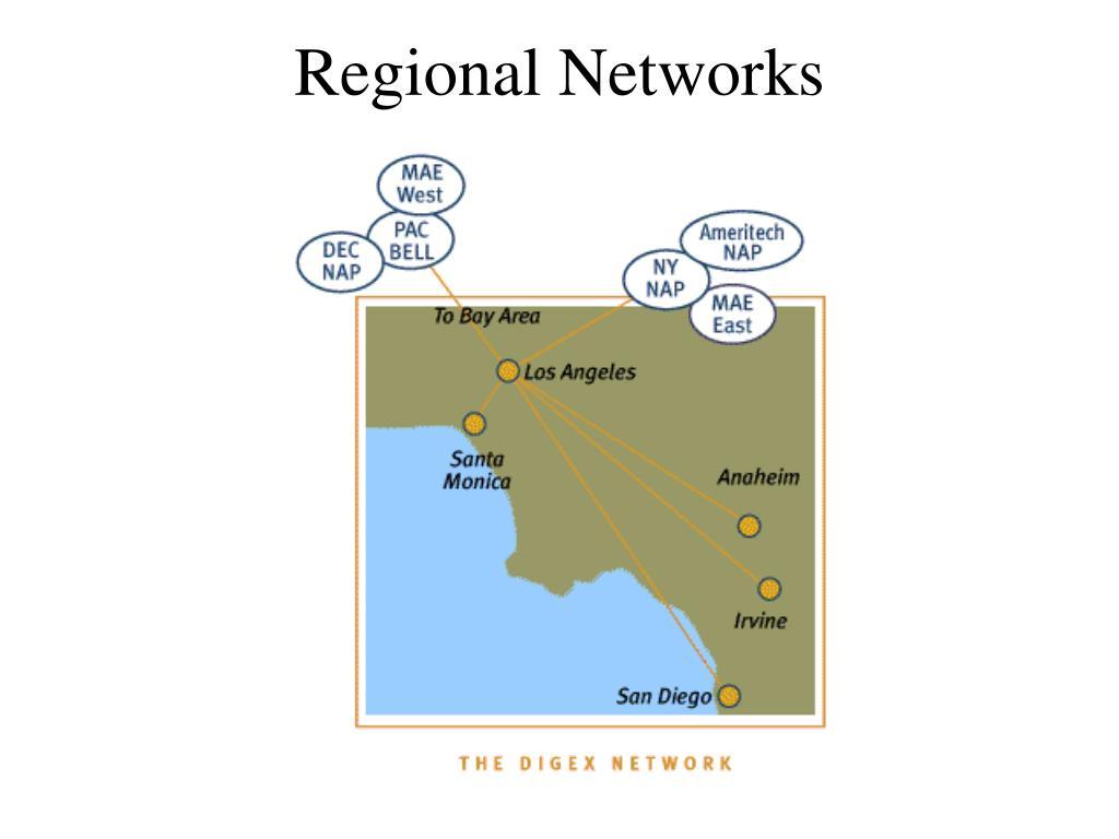 Regional Networks