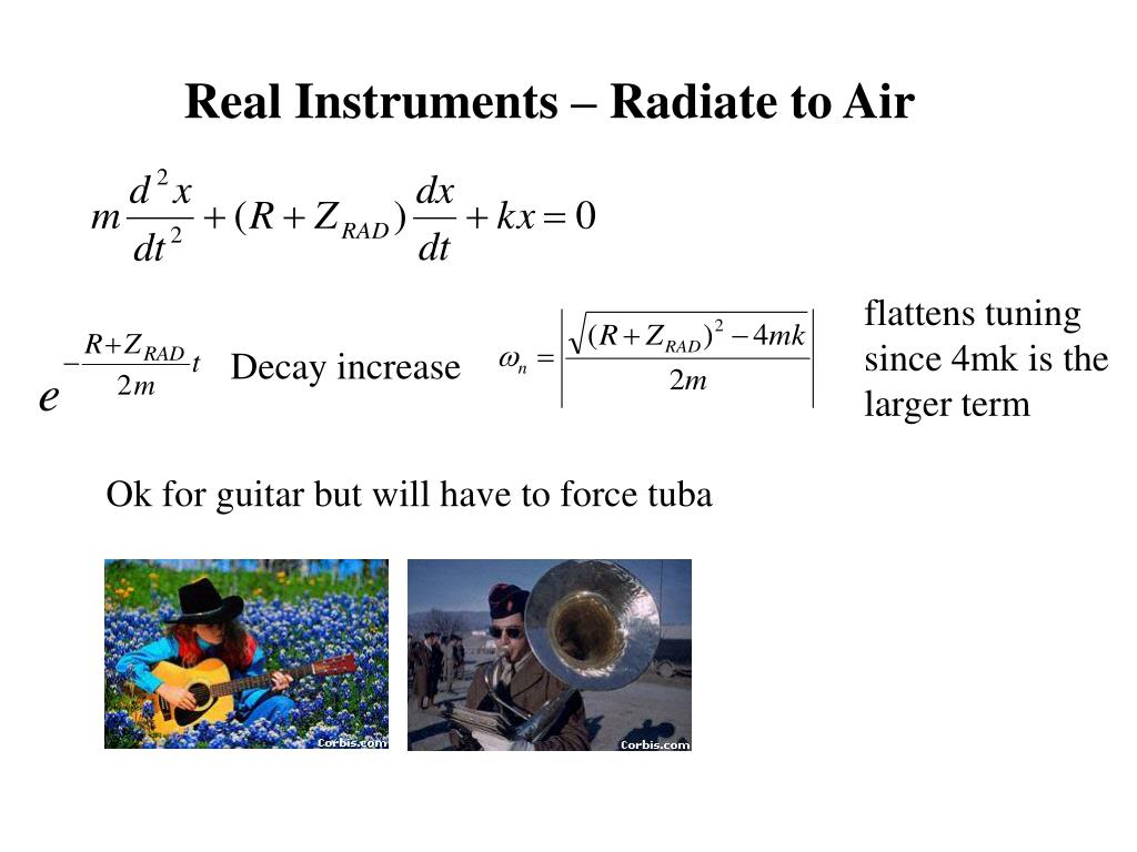 Real Instruments – Radiate to Air