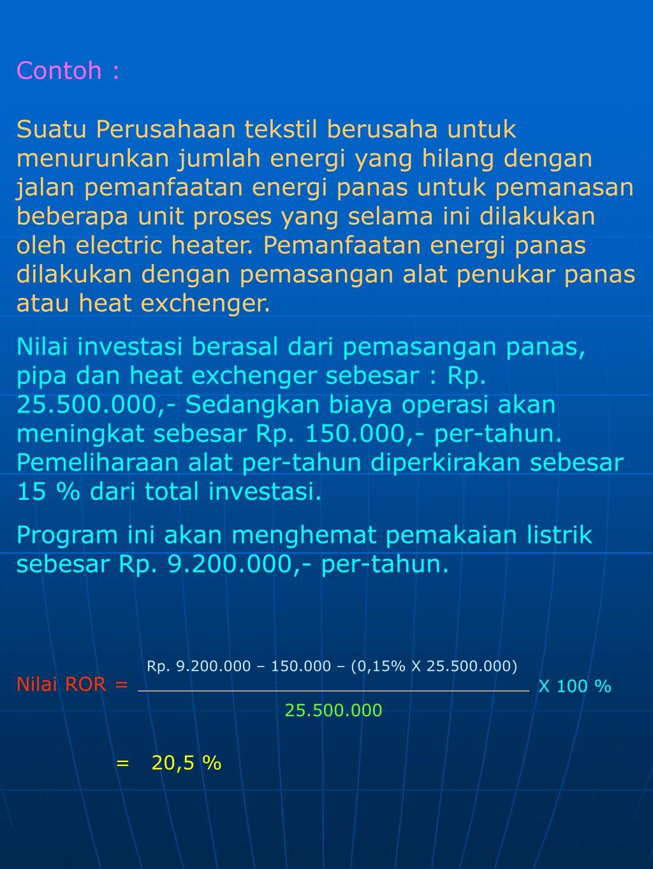 Rp. 9.200.000 – 150.000 – (0,15% X 25.500.000)