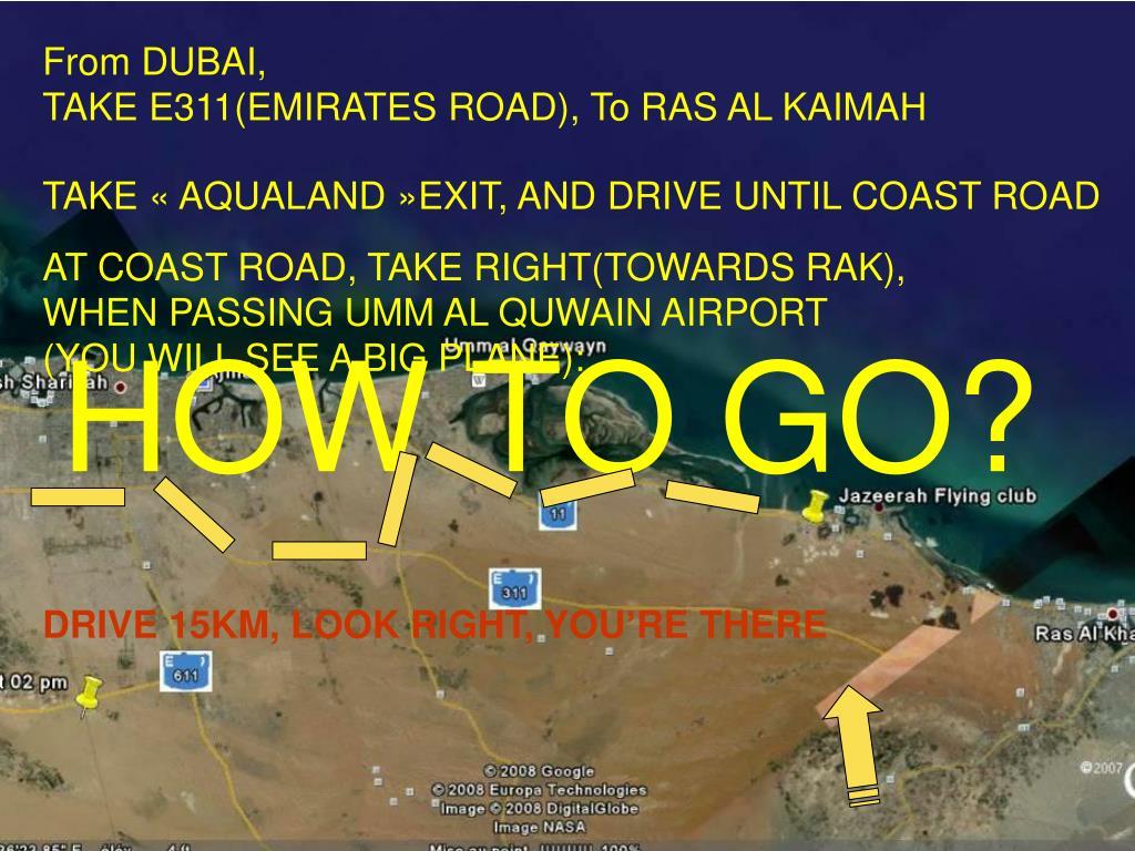 From DUBAI,