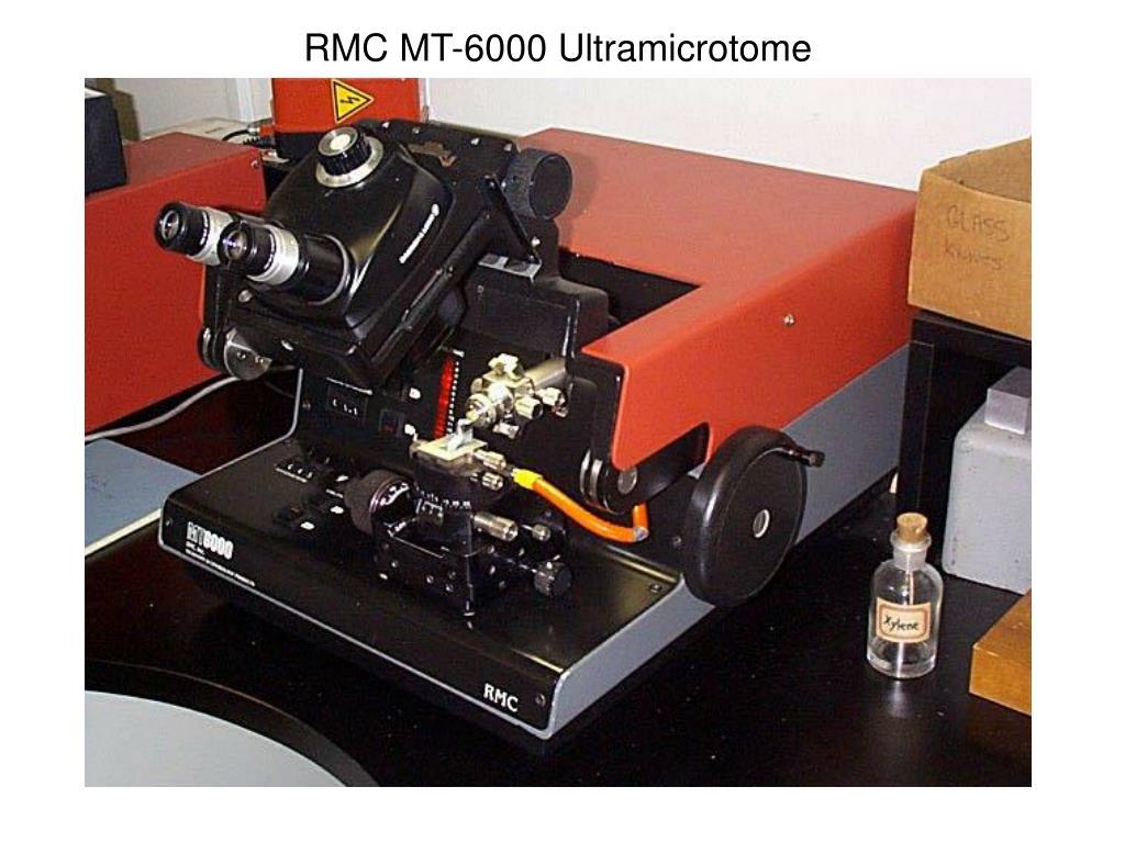 RMC MT-6000 Ultramicrotome