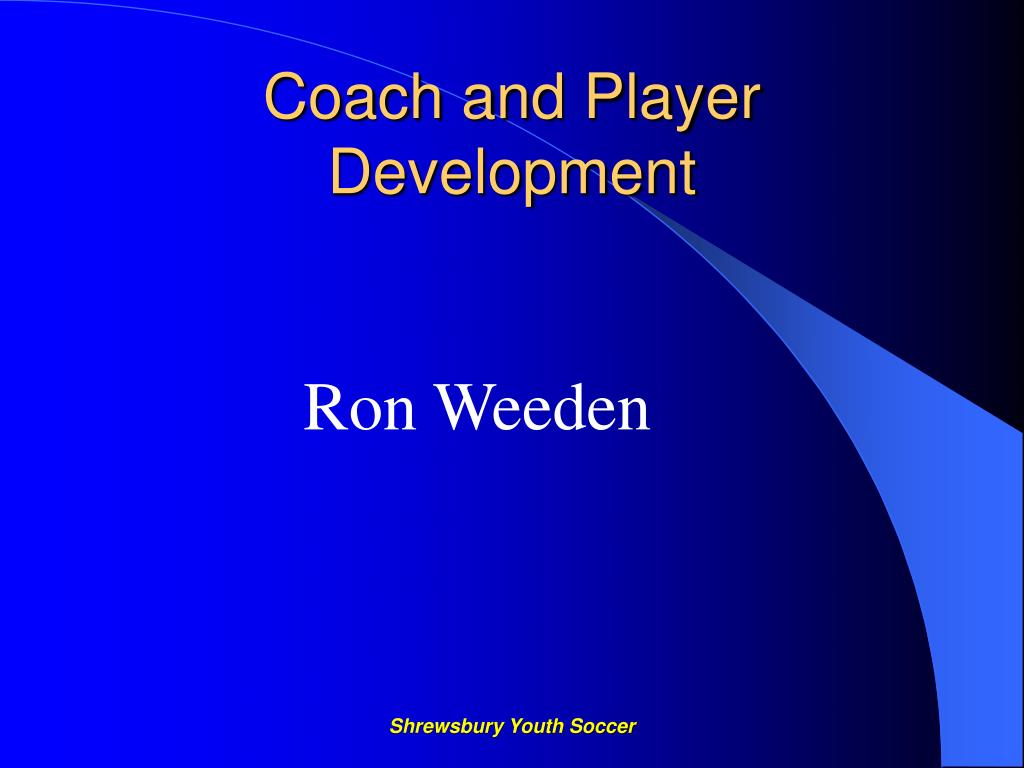 Coach and Player Development