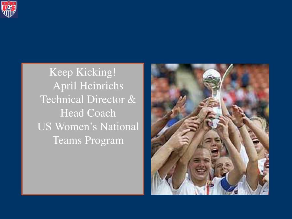 Keep Kicking!