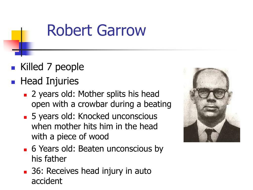 Robert Garrow