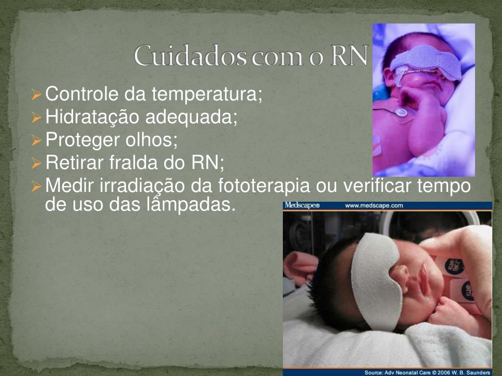 Controle da temperatura;