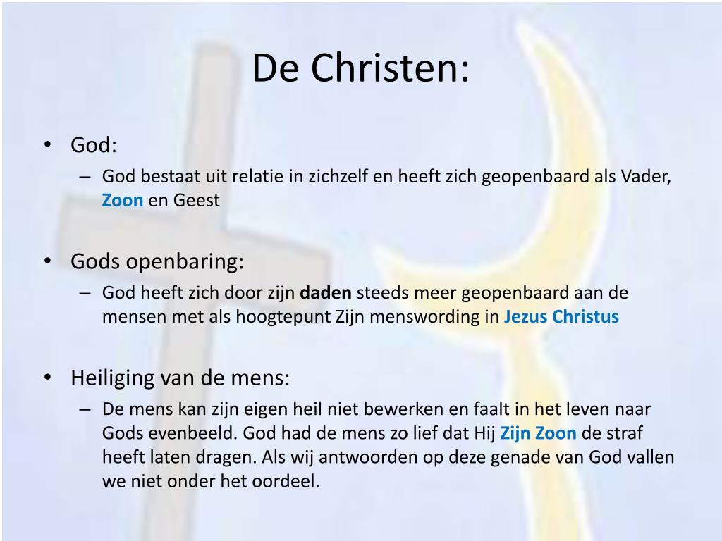 De Christen: