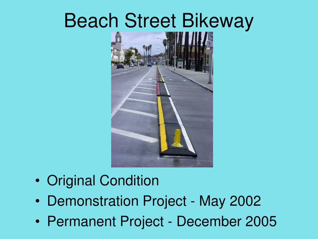 Beach Street Bikeway
