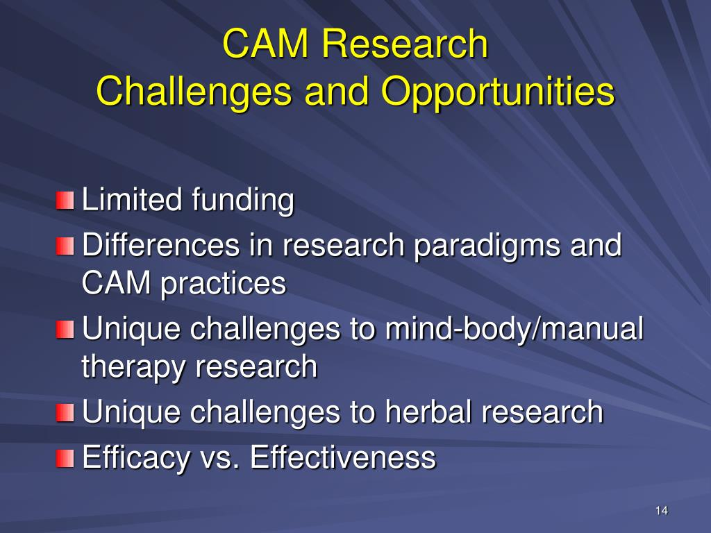 CAM Research