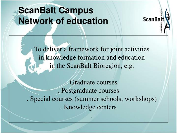 ScanBalt Campus