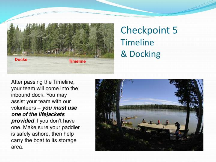 Checkpoint 5