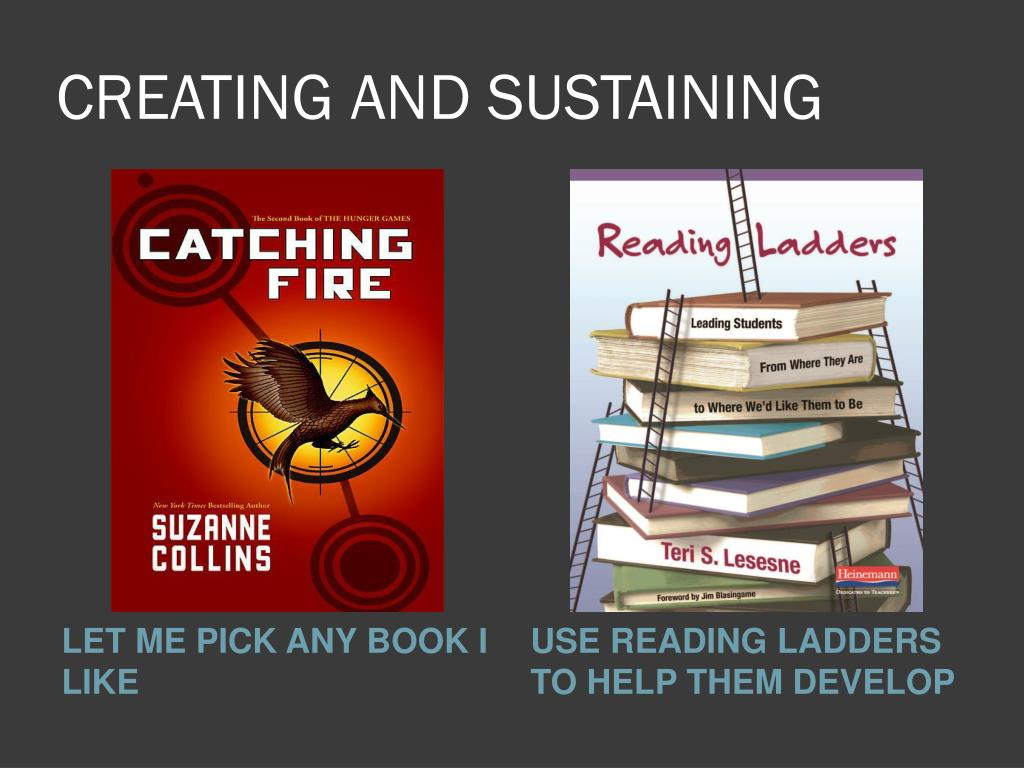 CREATING AND SUSTAINING