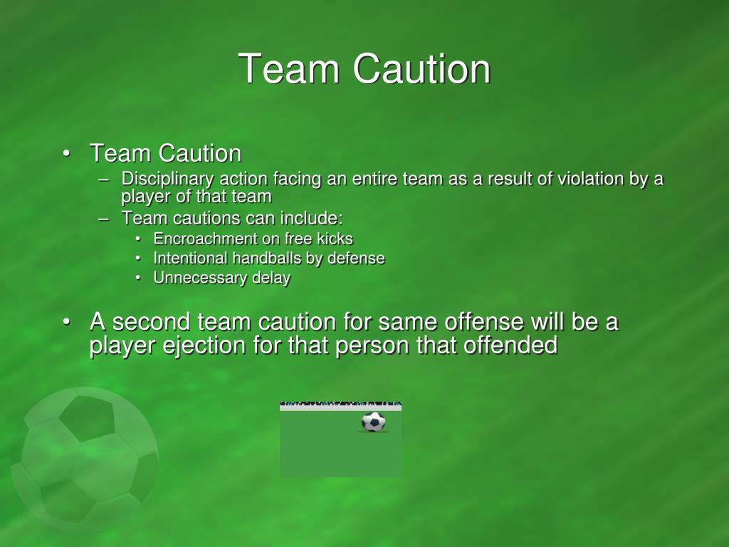 Team Caution
