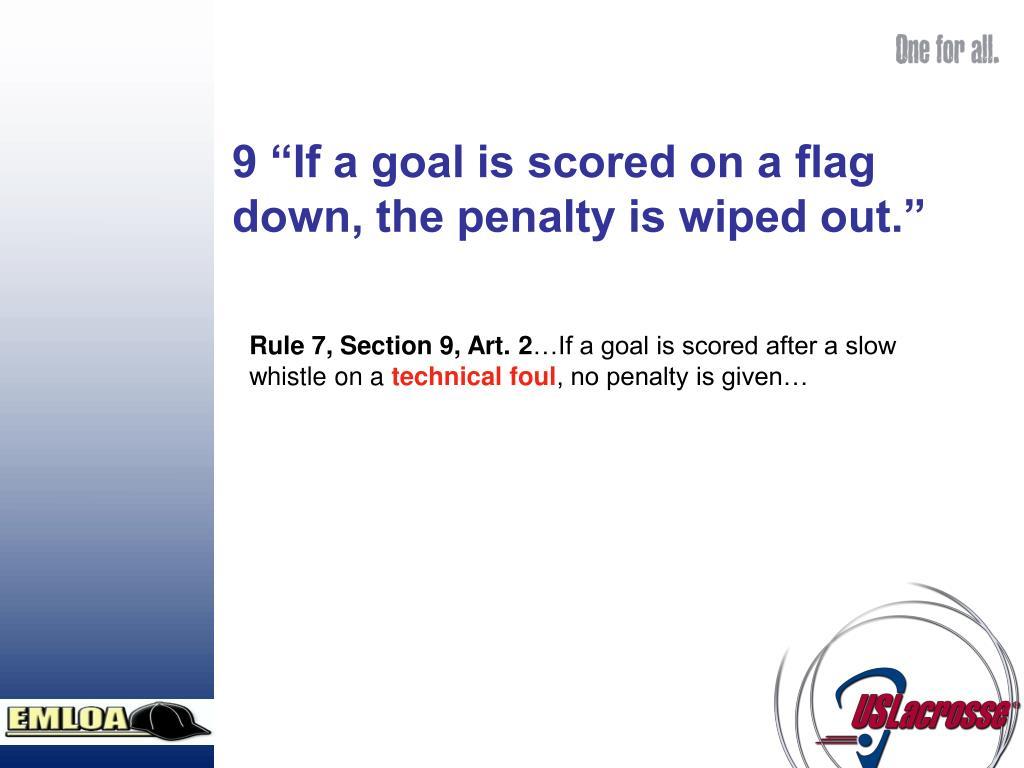 Rule 7, Section 9, Art. 2
