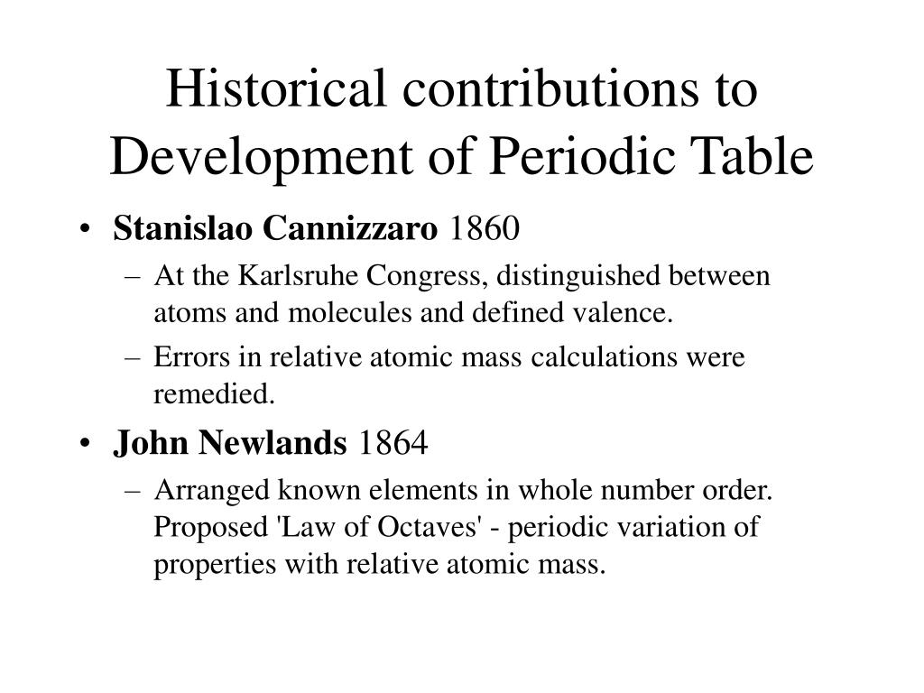 What did johann dobereiner contribute to the periodic table newlands contribution to the periodic table images periodic john newlands contribution to the periodic table images gamestrikefo Image collections