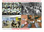 what do these images tell us about working and learning in the 21 st century