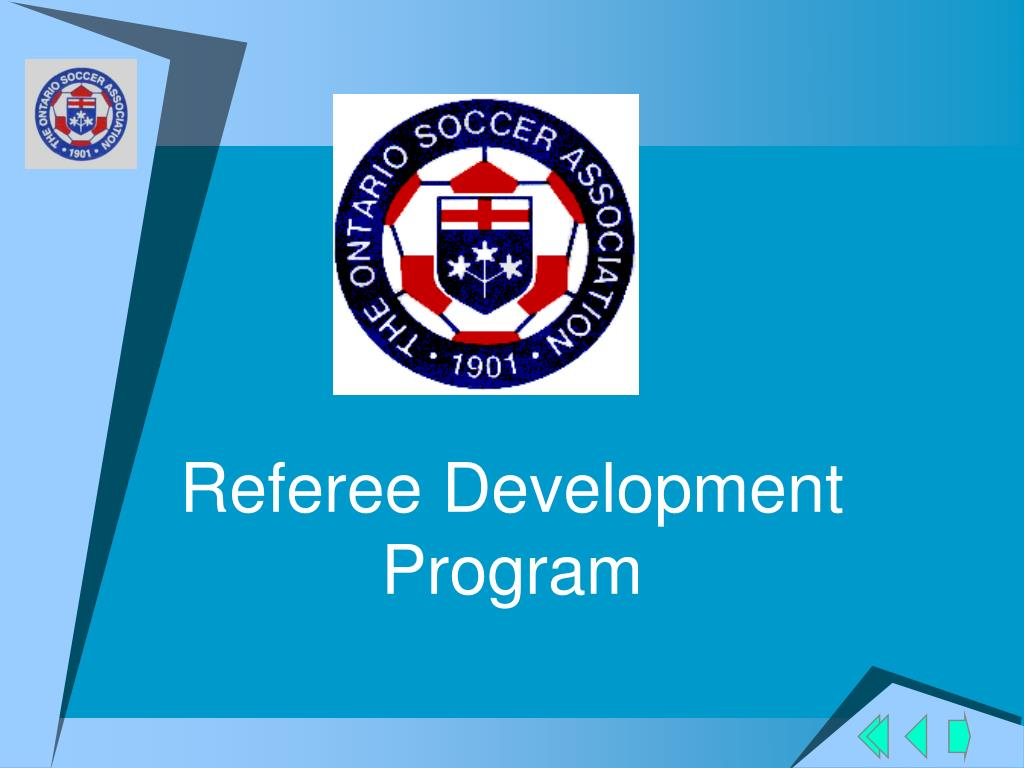 Referee Development