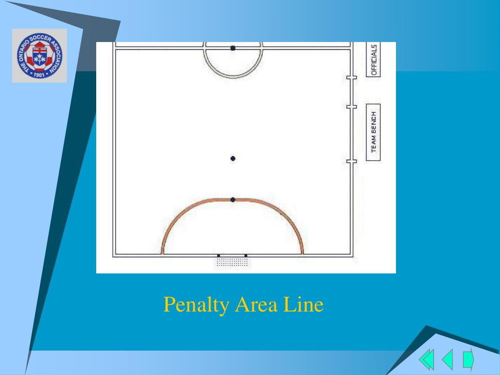 Penalty Area Line
