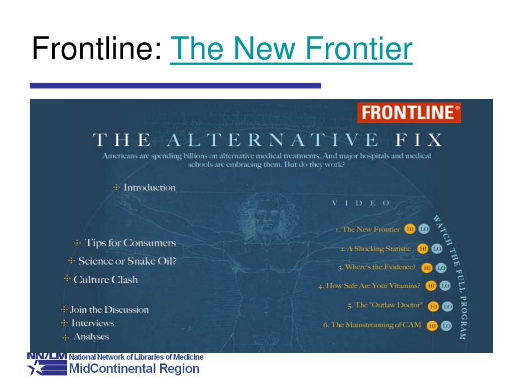 Frontline:
