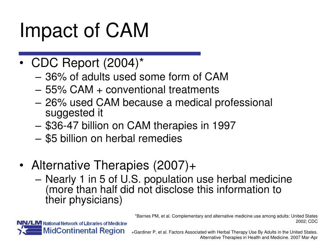 Impact of CAM
