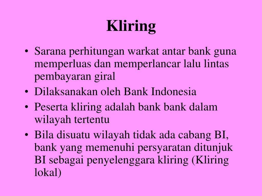 Kliring