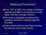 wellness prevention67